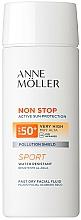 Parfums et Produits cosmétiques Fluide pour visage - Anne Moller Non Stop Facial Fluid SPF50+