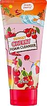 Parfums et Produits cosmétiques Mousse nettoyante à la cerise pour visage - Esfolio Sunset Cherry Foam Cleanser