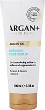 Parfums et Produits cosmétiques Gommage à l'huile d'argan pour visage - Argan+ Argan Oil Refining Face Scrub
