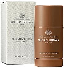 Parfums et Produits cosmétiques Molton Brown Re-Charge Black Pepper Deodorant - Déodorant