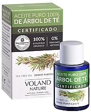 Parfums et Produits cosmétiques Huile d'arbre à thé bio - Voland Nature Tea Tree Oil