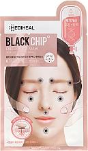 Parfums et Produits cosmétiques Masque tissu détox pour visage - Mediheal Black Chip Circle Point Mask