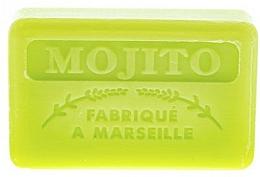 Parfums et Produits cosmétiques Savon végétal de Marseille, Mojito - Foufour Savonnette Marseillaise Mojito