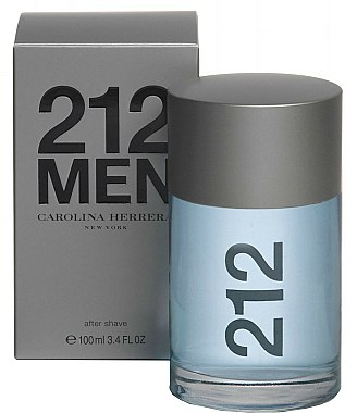 Carolina Herrera 212 For Men - Après-rasage — Photo N1