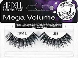 Parfums et Produits cosmétiques Faux-cils - Ardell Mega Volume 251 Black
