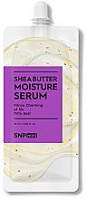 Parfums et Produits cosmétiques Sérum au beurre de karité pour visage - SNP Mini Shea Butter Moisture Serum (mini)
