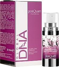 Parfums et Produits cosmétiques Sérum remodelant aux peptides et acide hyaluronique pour visage - PostQuam Global Dna Essence Age Control