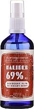 Parfums et Produits cosmétiques Fluide protecteur pour hygiène cutanée - Polny Warkocz Kaliber 69%