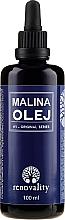 Parfums et Produits cosmétiques Huile de pépins de framboise pour visage et corps - Renovality Original Series Raspberry Oil