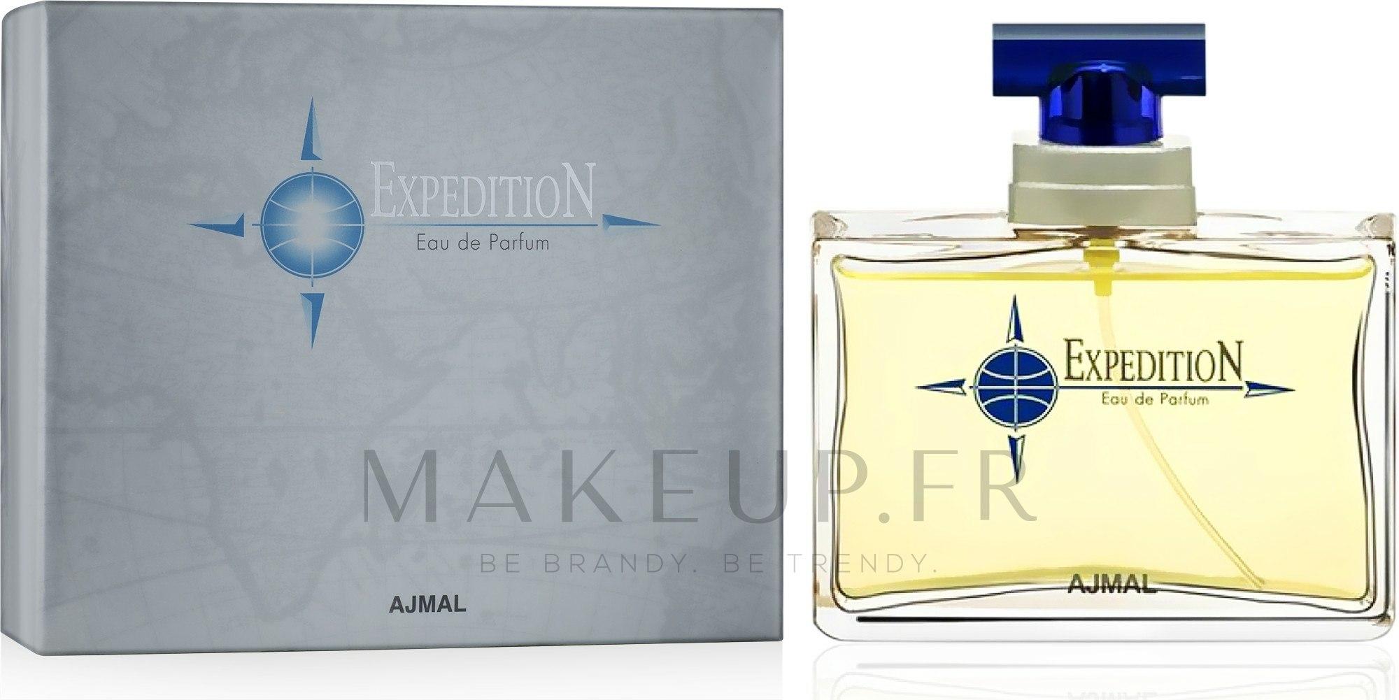 Ajmal Expedition - Eau de Parfum — Photo 100 ml