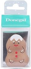 Parfums et Produits cosmétiques Éponge de maquillage, 4340, Biscuit - Donegal Blending Sponge Cookies