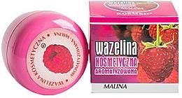 Parfums et Produits cosmétiques Vaseline pour lèvres, Framboise - Kosmed Flavored Jelly Raspberry