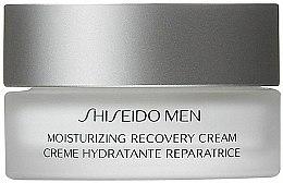 Parfums et Produits cosmétiques Crème hydratante réparatrice - Shiseido Men Moisturizing Recovery Cream