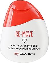 Parfums et Produits cosmétiques Poudre exfoliante à l'extrait de moringa pour visage - Clarins My Clarins Re-Move Radiance Exfoliating Powder