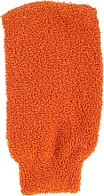 Parfums et Produits cosmétiques Gant de toilette lavante pour peaux sensibles, orange - Efas