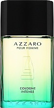 Parfums et Produits cosmétiques Azzaro Pour Homme Cologne Intense - Eau de Cologne