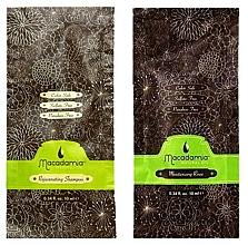 Parfums et Produits cosmétiques Coffret cadeau - Macadamia Natural Oil (sh/10ml + cond/10ml)
