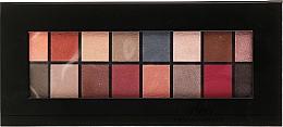 Parfums et Produits cosmétiques Palette de fards à paupières, 16 couleurs - Aden Cosmetics Eyeshadow Palette