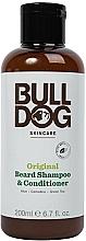 Parfums et Produits cosmétiques Shampooing et après-shampooing à l'aloe vera pour barbe - Bulldog Skincare Beard Shampoo and Conditioner