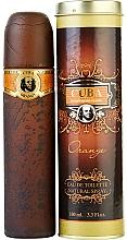Parfums et Produits cosmétiques Cuba Orange - Eau de Toilette