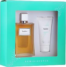 Parfums et Produits cosmétiques Reminiscence Ambre - Coffret (eau de toilette/100ml + lotion corporelle/75ml)