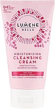Parfums et Produits cosmétiques Crème au jus d'airelle rouge pour visage - Lumene Moisturizing Cleansing Cream