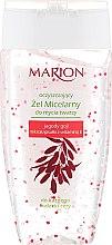 Parfums et Produits cosmétiques Gel nettoyant micellaire aux baies de Goji et vitamine E pour visage - Marion Micelar Gel