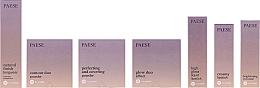Parfums et Produits cosmétiques Coffret cadeau - Paese 14 Nanorevit (found/35ml + conc/8.5ml + lip/stick/4.5ml + powder/9g + cont/powder/4.5g + powder/blush/4.5g + lip/stick/2.2g)