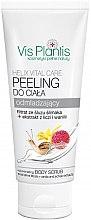 Parfums et Produits cosmétiques Gommage rajeunissant à la bave d'escargot pour corps - Vis Plantis Helix Vital Care Rejuvenating Creamy Body Scrub