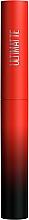 Parfums et Produits cosmétiques Rouge à lèvres mat - Maybelline New York Color Sensational Ultimatte