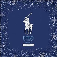 Parfums et Produits cosmétiques Ralph Lauren Polo Deep Blue Holiday Gift Set - Coffret cadeau (parfum/125ml + parfum/40ml)
