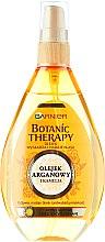Parfums et Produits cosmétiques Huile d'argan et camélia lissante et brillante pour cheveux ternes et indisciplinés - Garnier Botanic Therapy Argan Oil&Camellia