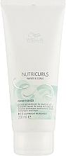 Parfums et Produits cosmétiques Après-shampoing pour cheveux bouclés - Wella Professionals Nutricurls Lightweicht Conditioner