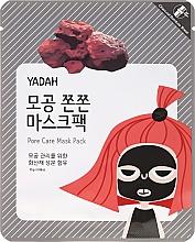 Parfums et Produits cosmétiques Masque tissu anti-pores dilatés à l'extrait de bambou - Yadah Pore Care Mask Pack
