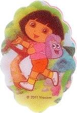 Parfums et Produits cosmétiques Éponge de bain pour enfant Dora, 169-3 - Suavipiel Dora Bath Sponge