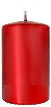 Parfums et Produits cosmétiques Bougie décorative, Miroir rouge, 7x10 cm - Artman