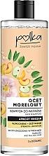 Parfums et Produits cosmétiques Shampooing au vinaigre d'abricot - Polka Apricot Vinegar Shampoo