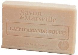Parfums et Produits cosmétiques Savon de Marseille au lait d'amande douce - Le Chatelard 1802 Soap Almond Milk