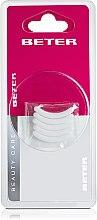 Parfums et Produits cosmétiques Plaques de remplacement en silicone pour recourbe-cils,5pcs - Beter Beauty Care
