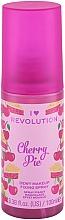 Parfums et Produits cosmétiques Spray fixateur de maquillage effet mouillé - I Heart Revolution Fixing Spray Cherry Pie