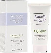 Parfums et Produits cosmétiques Masque à l'extrait de camélia pour le visage - Isabelle Lancray Zensibia Neozen Balancing Anti Redness Mask
