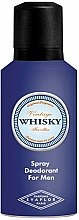 Parfums et Produits cosmétiques Evaflor Whisky Vintage - Déodorant