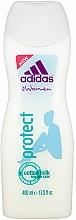 Parfums et Produits cosmétiques Gel douche au lait de coton - Adidas For Woman Extra Hydrating Shower Milk