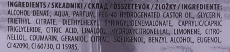 La Rive Steel Essence - Déodorant spray parfumé — Photo N3