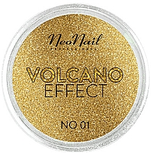 Parfums et Produits cosmétiques Paillettes pour ongles - NeoNail Professional Volcano Effect