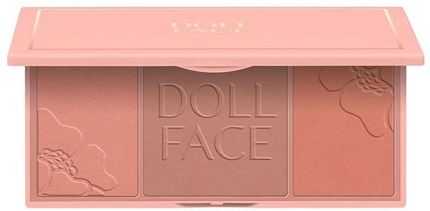 Blush - Doll Face Retro Rouge Matte Powder Blush