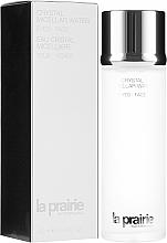 Parfums et Produits cosmétiques Eau micellaire à l'extrait d'euphraise de Rostkov pour visage et yeux - La Prairie Crystal Micellar Water