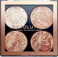 Parfums et Produits cosmétiques Palette de contouring - Makeup Revolution Cheek Kit
