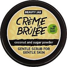 Parfums et Produits cosmétiques Gommage délicat à la noix de coco et sucre pour visage - Beauty Jar Gentle Scrub For Gentle Skin