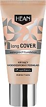 Parfums et Produits cosmétiques Fond de teint à la vitamine E - Hean Long Cover Waterproof Foundation